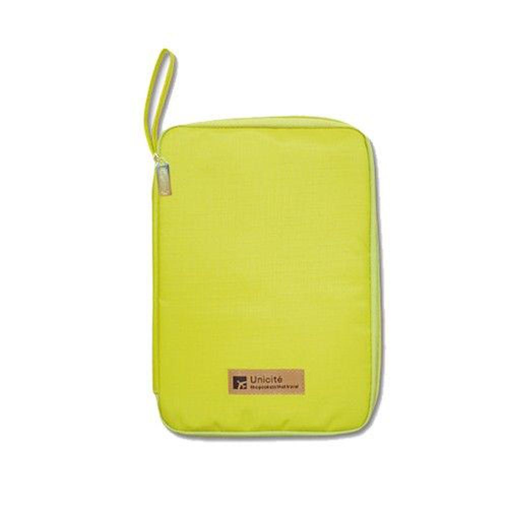 Unicite - A5/25K收納包/媽媽手冊收納包-綠