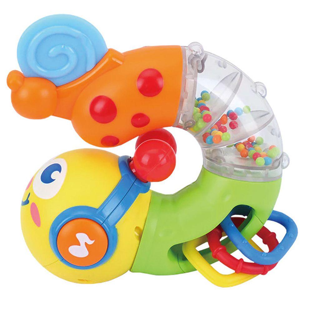 香港 HOLA - 幼兒玩具-百變音樂扭扭蟲