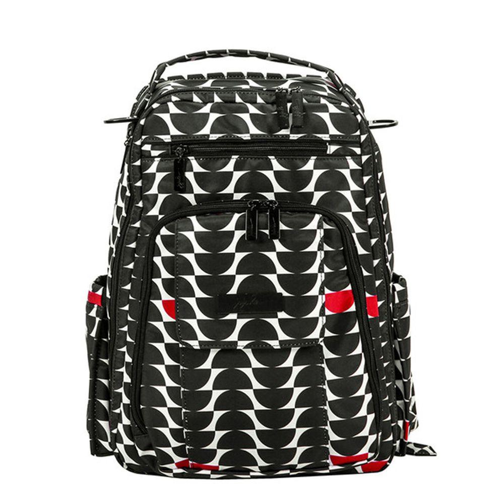 美國 Ju-Ju-Be - BeRightBack 大容量後背包-BeRightBack-Black Widow
