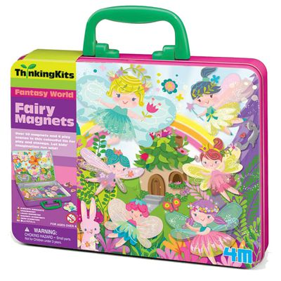 仙子樂園磁貼組 Fairy Magnets