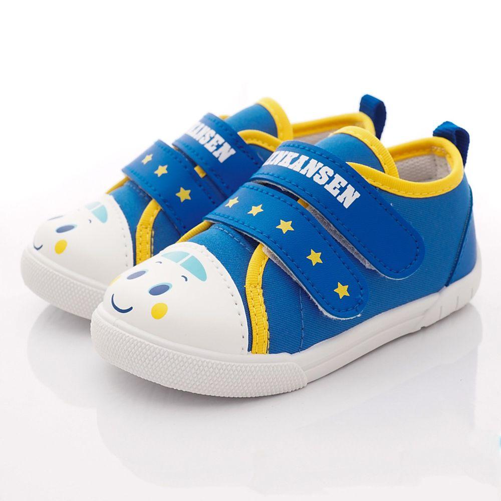 SANRIO - 新幹線經典帆布鞋-小童段-藍
