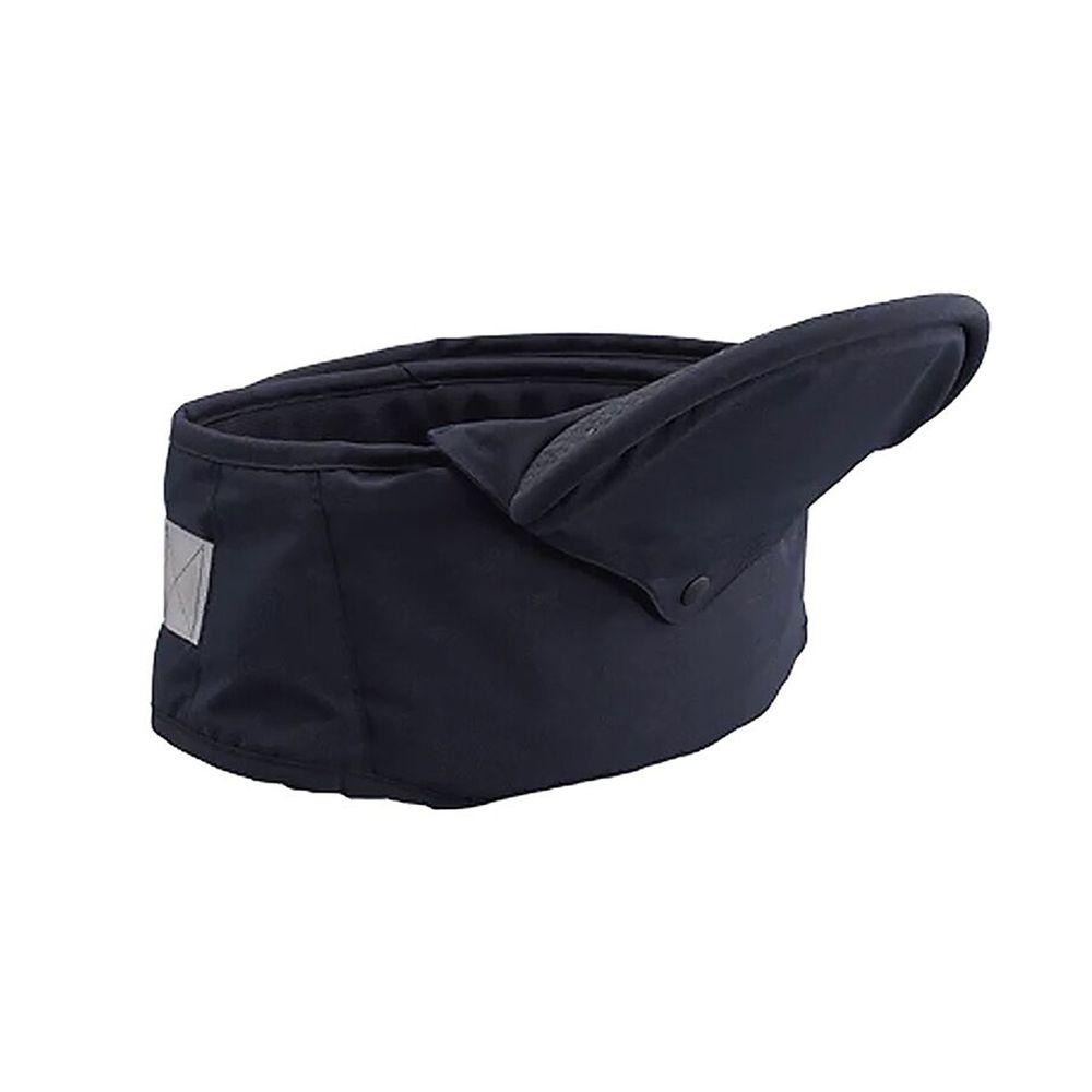 韓國 Bebefit - 快展折疊腰凳-海軍藍