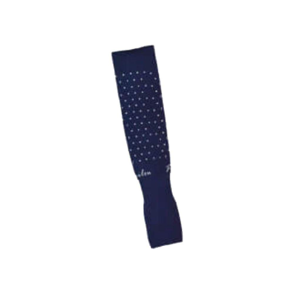 貝柔 Peilou - 高效涼感防蚊抗UV袖套-點點款-丈青