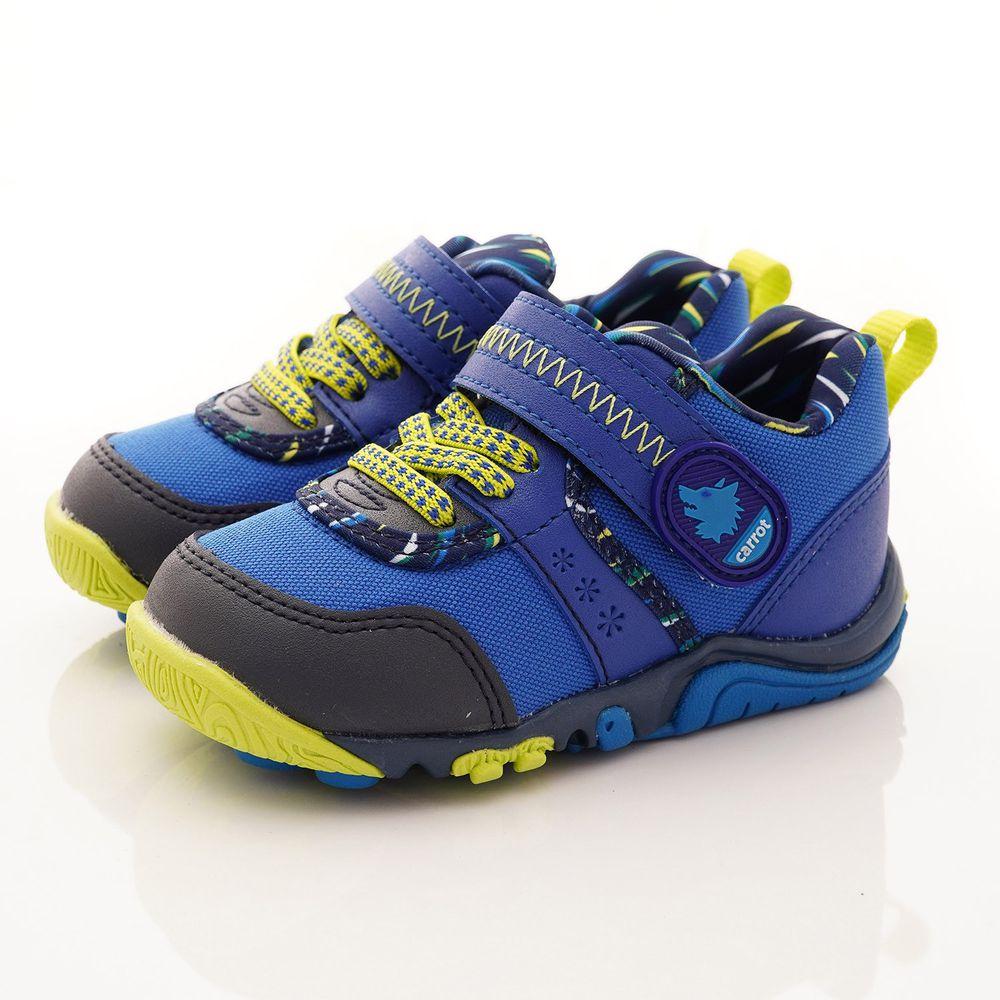 Moonstar日本月星 - 機能童鞋-速乾公園鞋款(中小童段)-藍