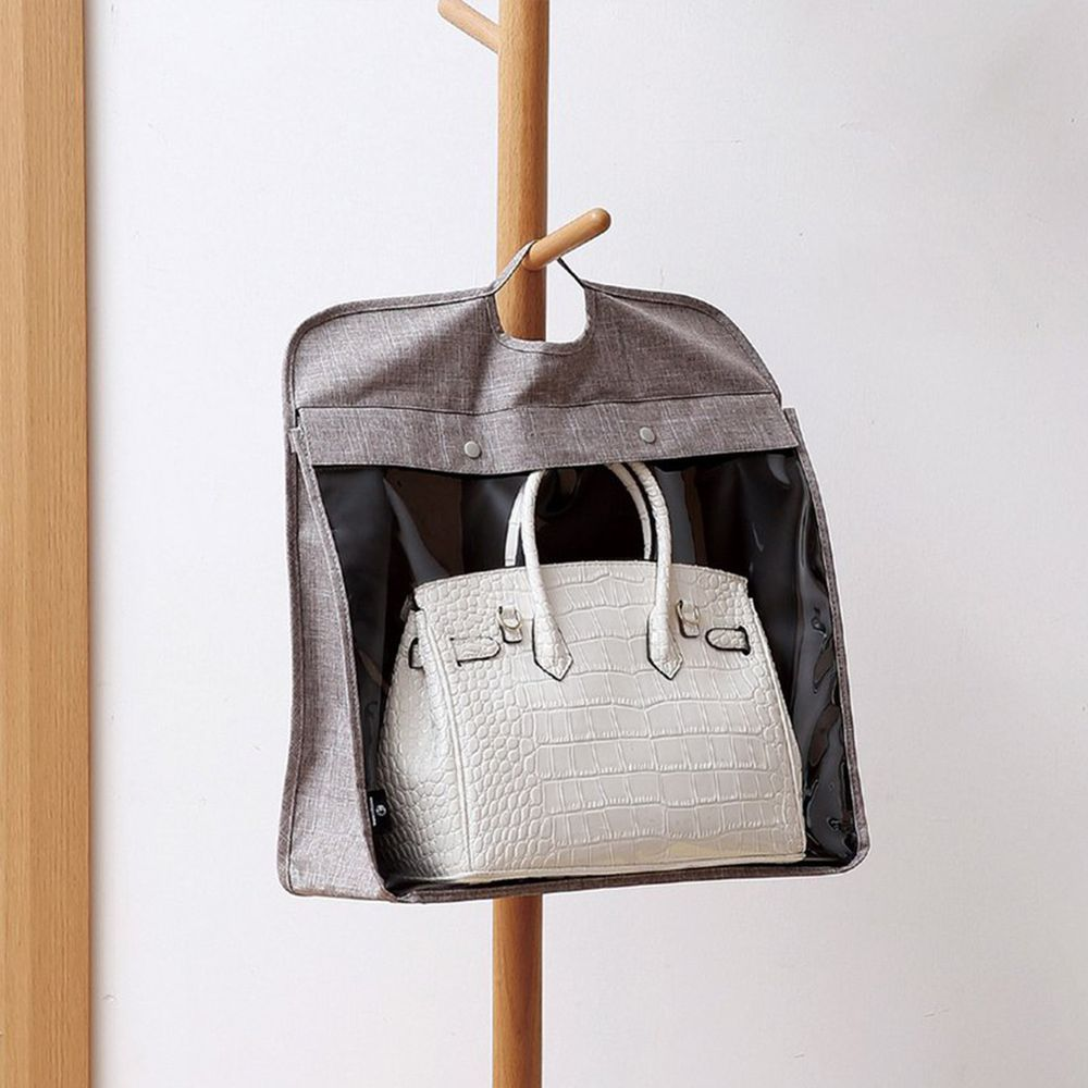 日本天馬 - 可掛式包包防塵收納袋-M-3入