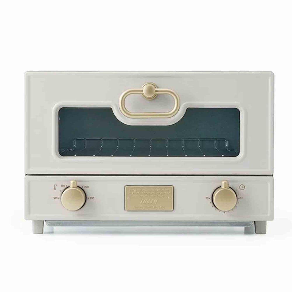 日本Toffy - Oven Toaster 電烤箱-灰杏白