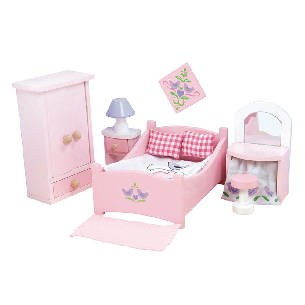 英國 Le Toy Van - Sugar Plum 現代休閒風系列 - 主臥室