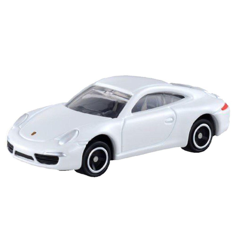 Tomica - 【TOMICA】NO.117保時捷 911 Carrera(多美小汽車)