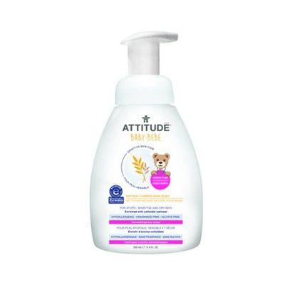 寶寶敏感肌膚泡沬洗手乳-250ml