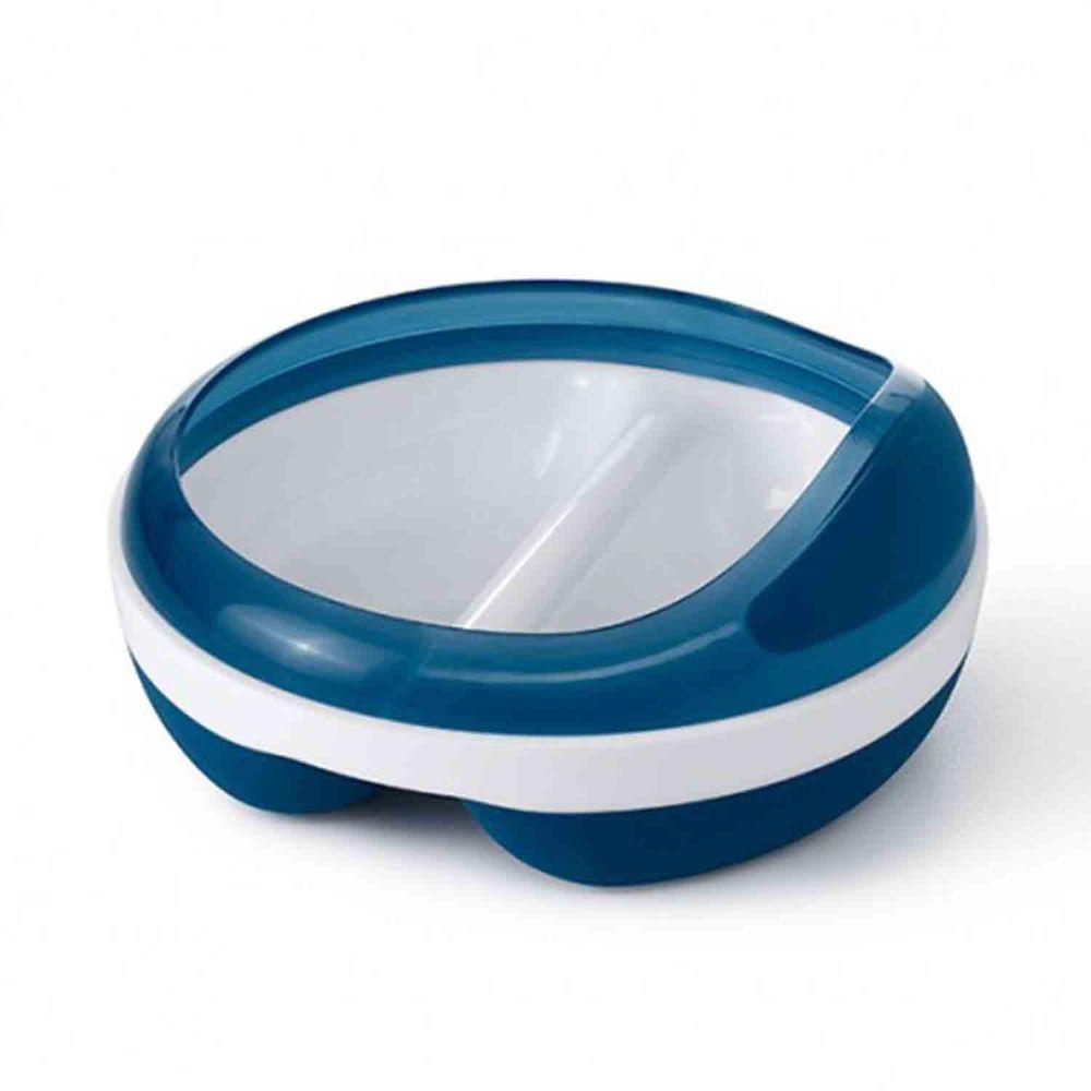 美國 OXO - 副食品分隔碗-海軍藍