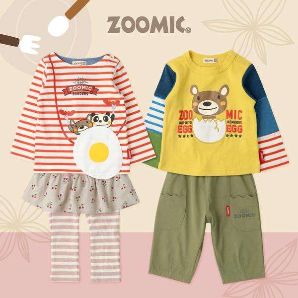日本 ZOOMIC 動物造型春裝 #新品上市!