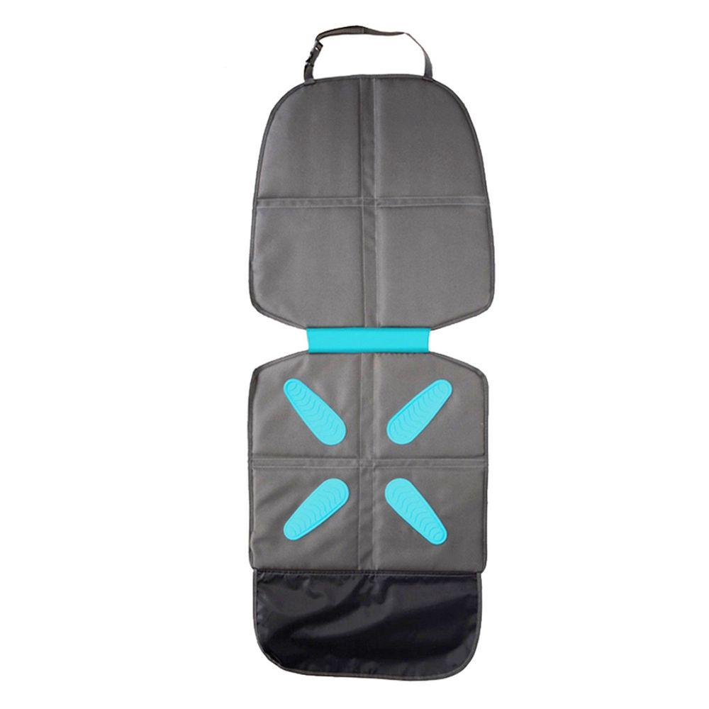 美國 munchkin - 汽座保護墊+置物袋