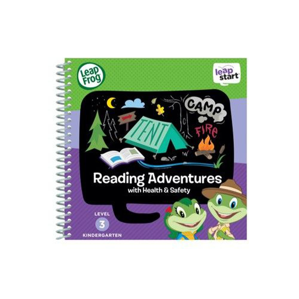 LeapFrog美國跳跳蛙 - LeapStart Sr. Books: 兒童4- 閱讀探險隊