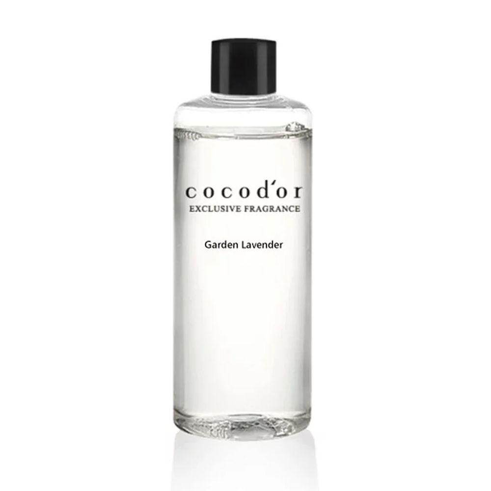 韓國 cocodor - 擴香補充瓶-花園薰衣草-200ml