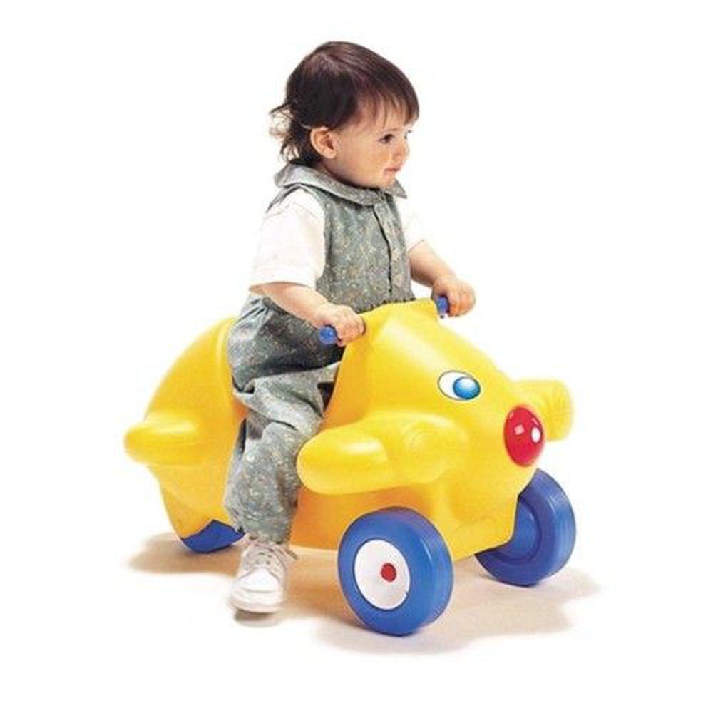 【華森葳兒童教玩具】 - STEP 2-蝴蝶學步車+獨家買就送『切模綜合組-萬聖節』