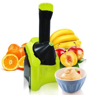 天然健康水果冰淇淋機-清新綠