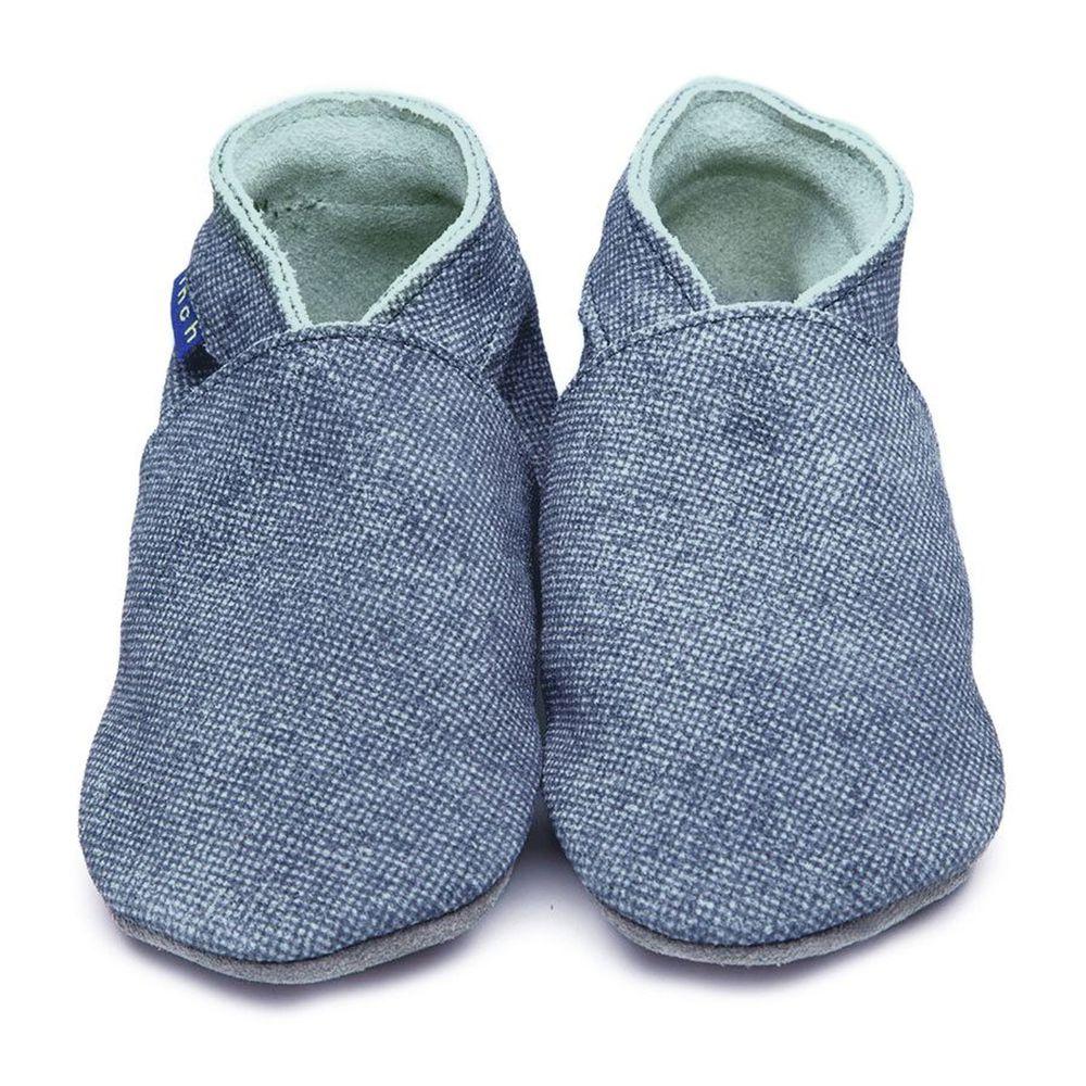 英國Inch Blue - 寶寶學步鞋-個性丹寧