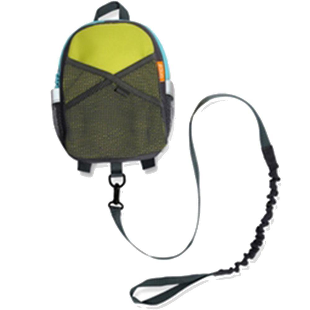 美國 munchkin - 防走失背包-綠