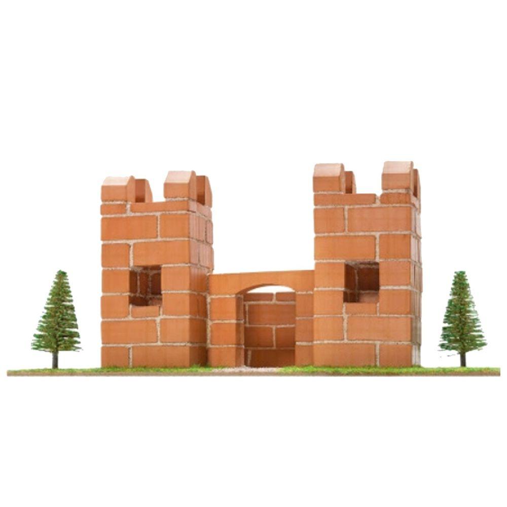 德國 teifoc - 益智磚塊建築玩具-小城堡-TEI55-團購專案