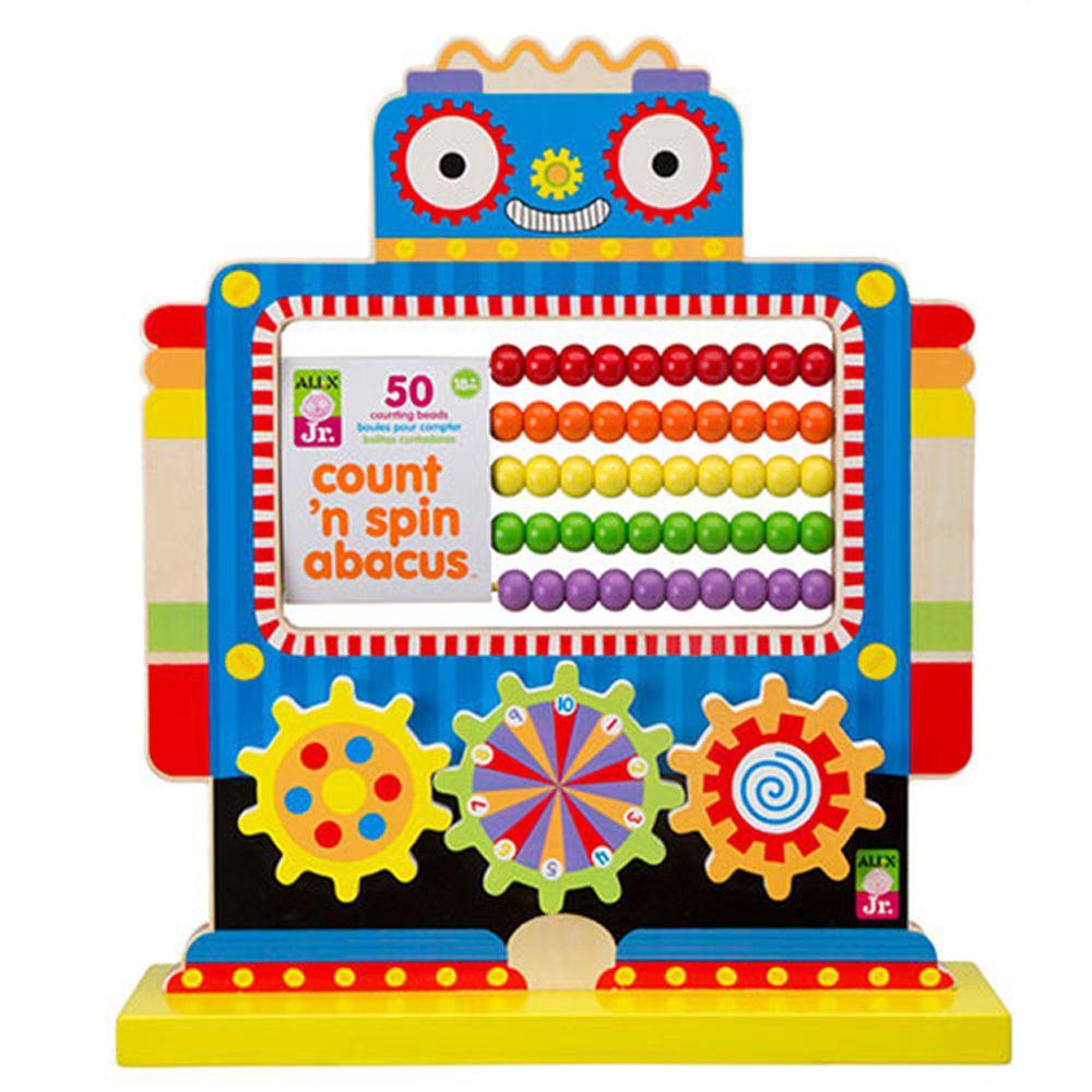 美國 ALEX - 快樂機器人數數樂