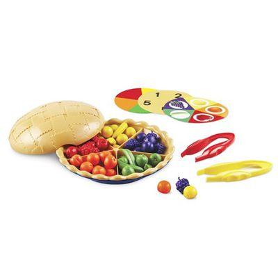 益智教具-超級水果派