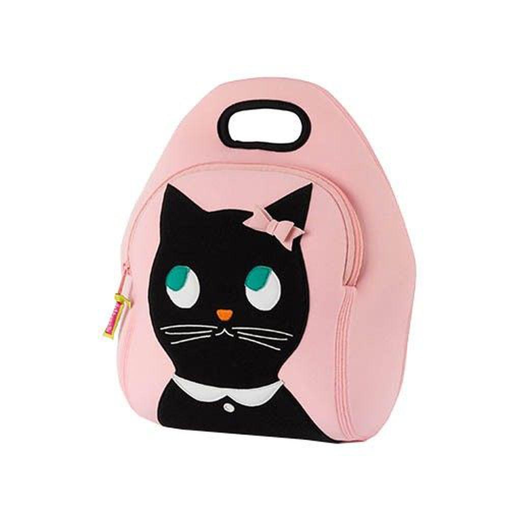美國 Dabbawalla - 瓦拉包-貓咪小姐手提包
