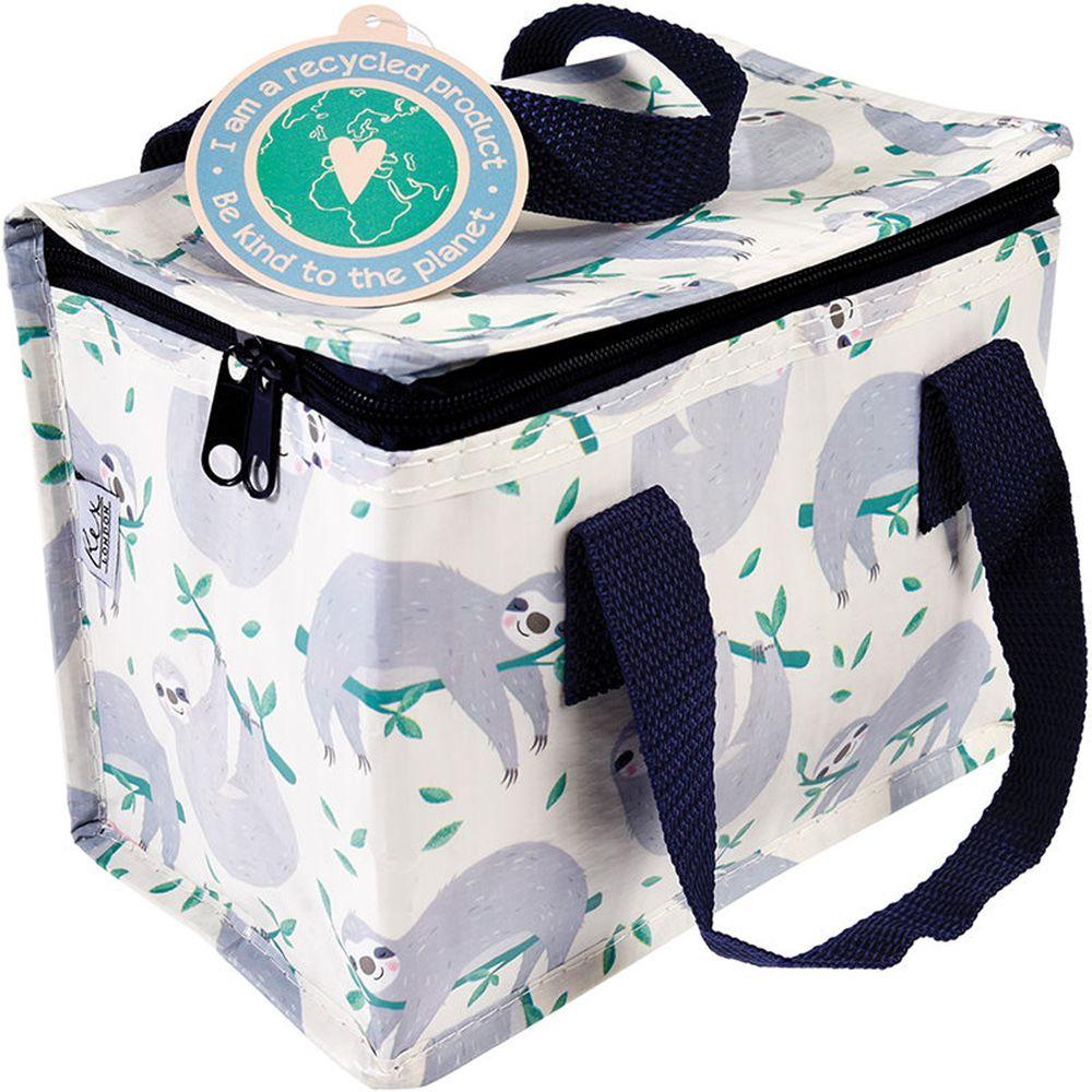 英國 Rex London - 環保保溫袋/保冷袋/便當袋/野餐袋-樹懶