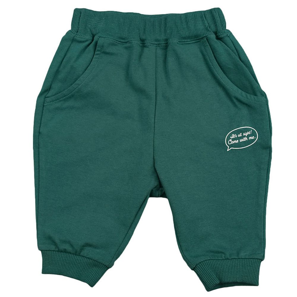 akachan honpo - 短褲-綠色
