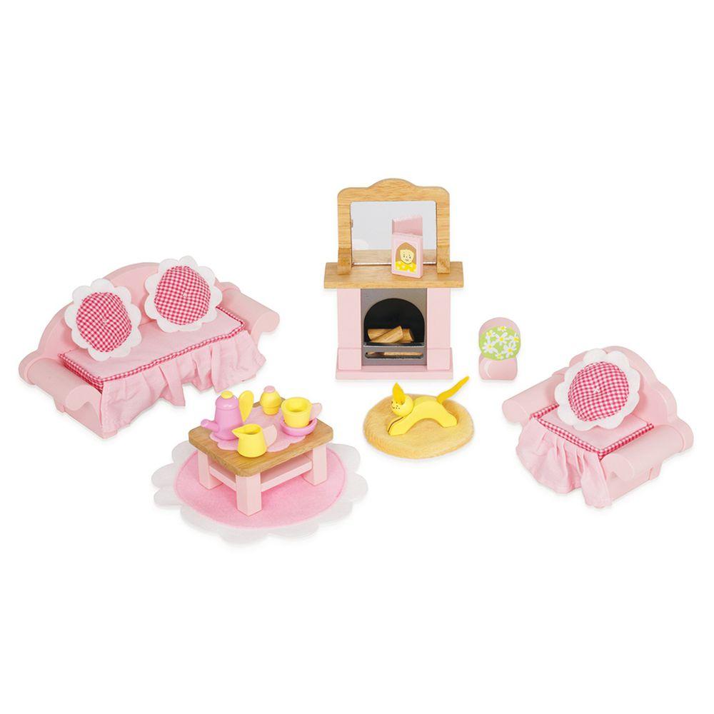 英國 Le Toy Van - Daisy Lane 英式奢華風系列 - 客廳