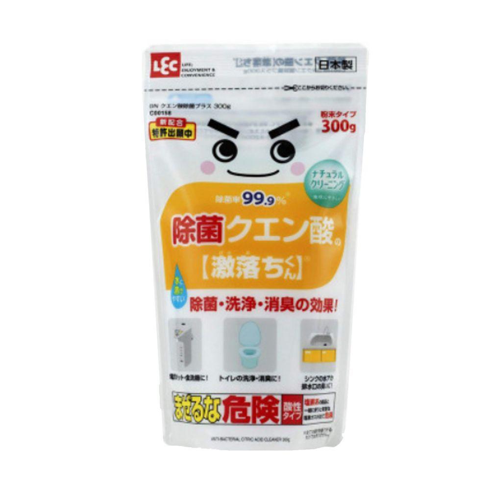 日本 LEC - 檸檬酸粉末型清潔劑-300g