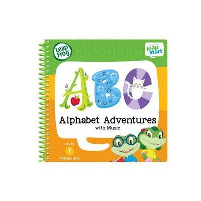 LeapStart Jr. Books: 幼兒2-字母ABC