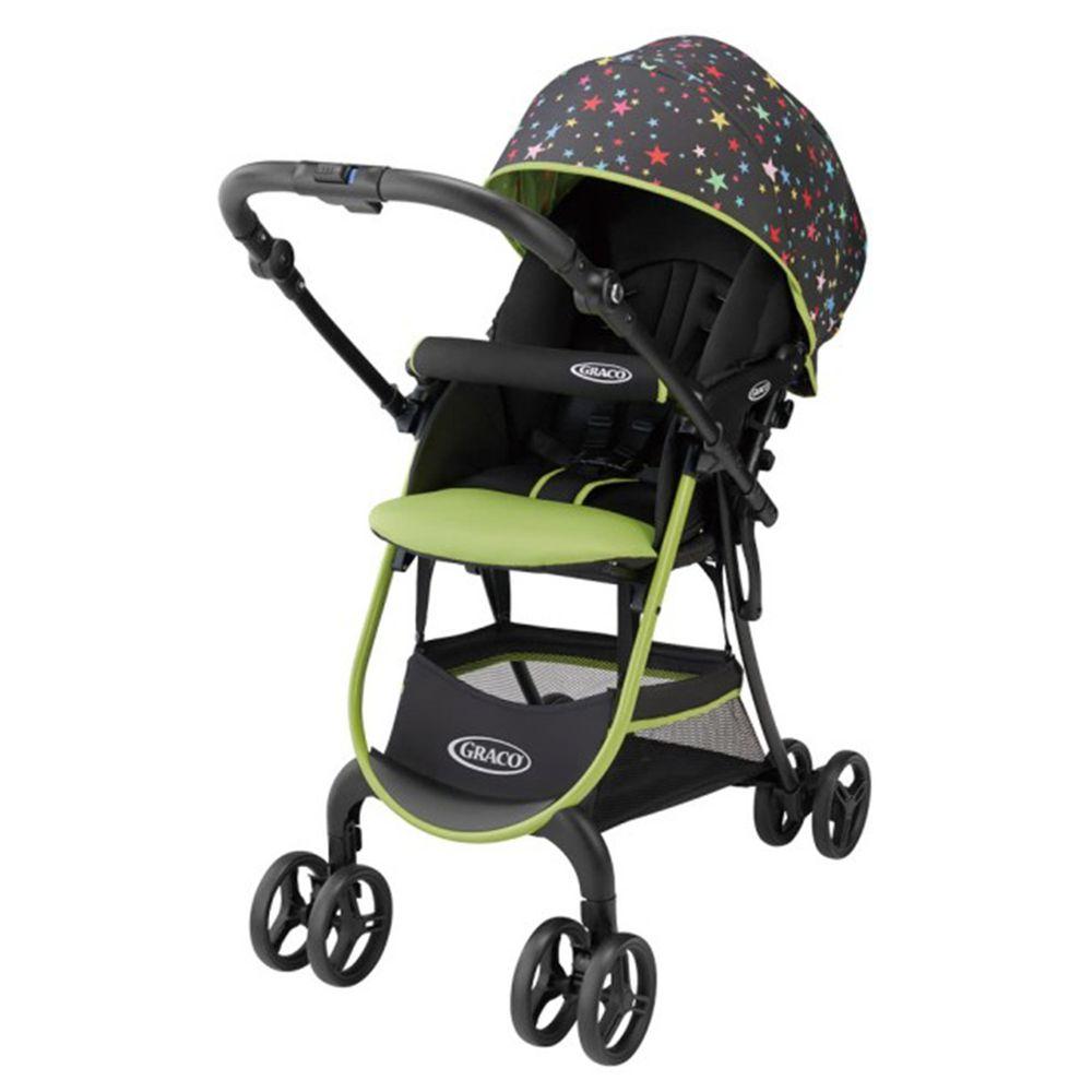 Graco - 輕量型雙向嬰幼兒手推車-CITI STAR-歐洲之星-1m - 3y