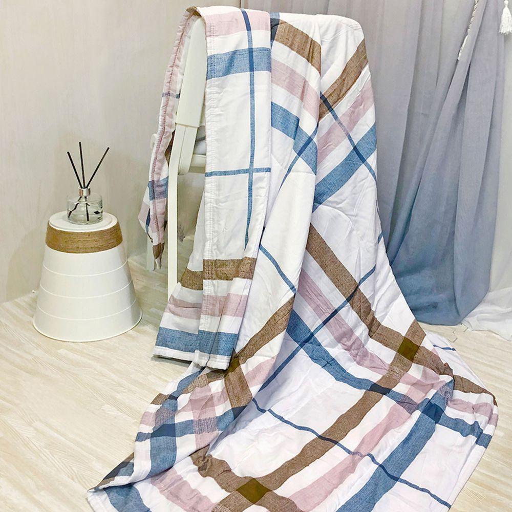 澳洲 Simple Living - 天絲竹纖維抑菌舒眠涼被-悠閒格調 (5x6.2尺)
