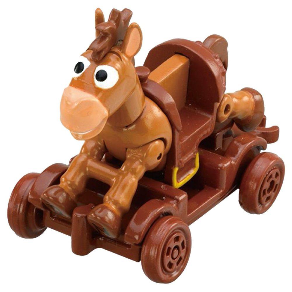 Tomica - 【TOMICA】玩具總動員 TS-03 紅心小馬 小車