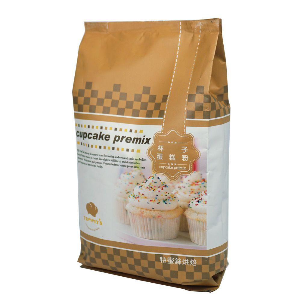 特蜜絲烘焙 Tommy's baking - 杯子蛋糕粉-600g/包