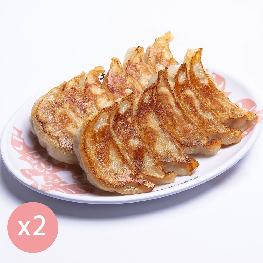 大阪王將 - 冷凍煎餃(50入/包)-2包共100入-1100克x2