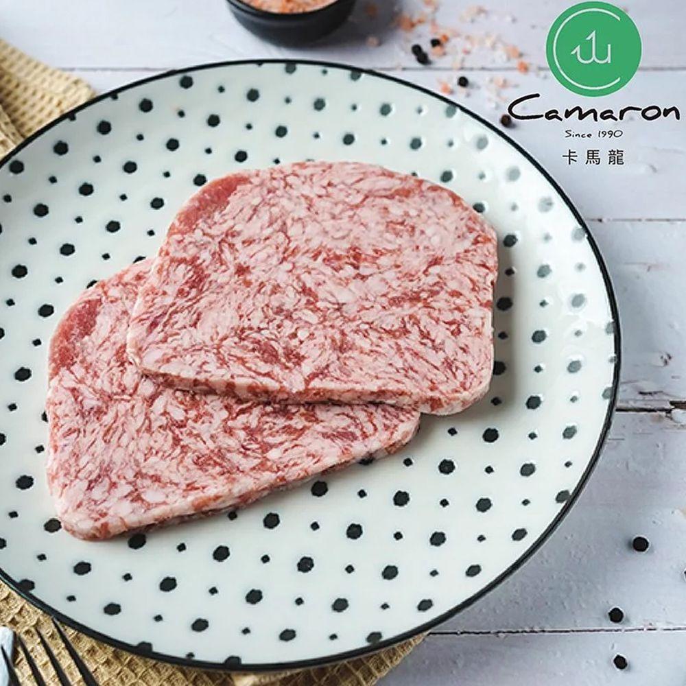 Camaron卡馬龍 - 和牛六小福-嚴選-A5和牛漢堡肉 (200g±5%/包=兩片)*6包