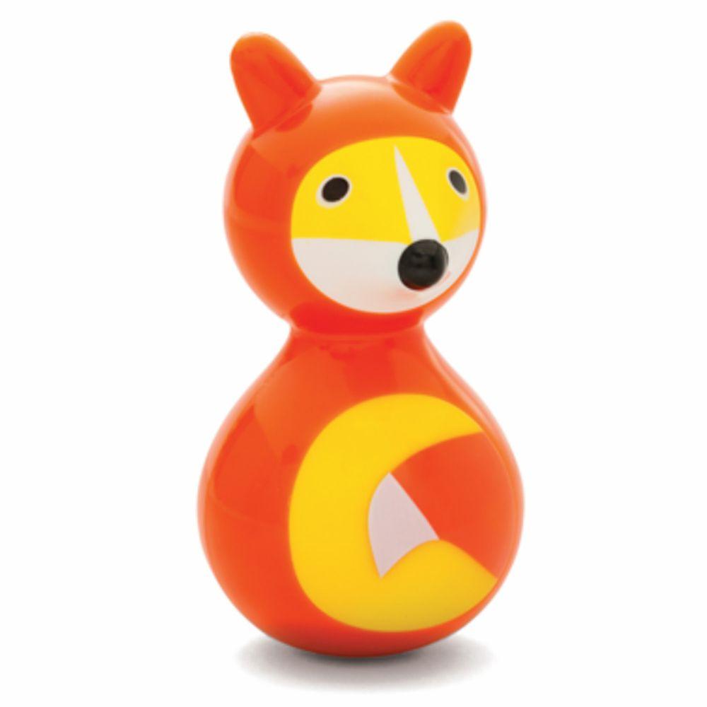 美國 Kid O - 動物不倒翁-狐狸