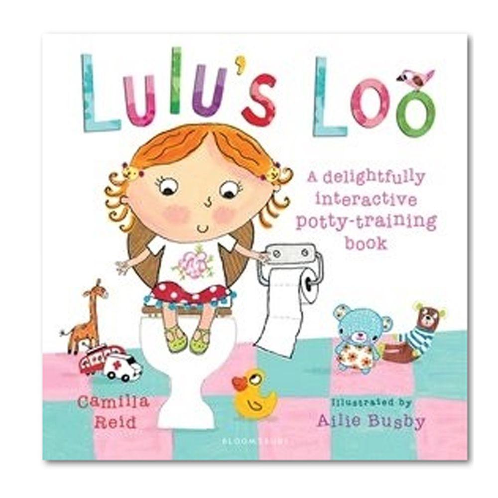 Lulu's Loo 操作書 露露上廁所-精裝