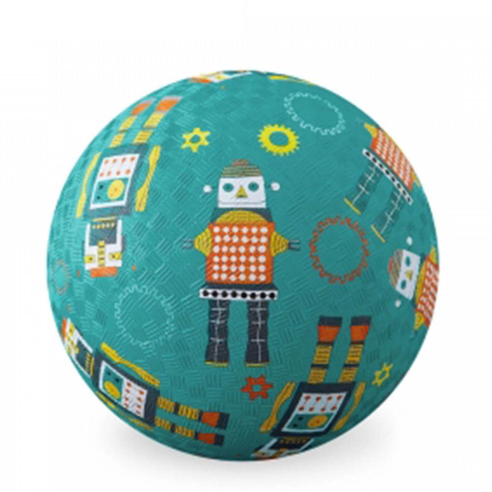 "Crocodile Creek - 7""兒童運動遊戲球-機器人世界"