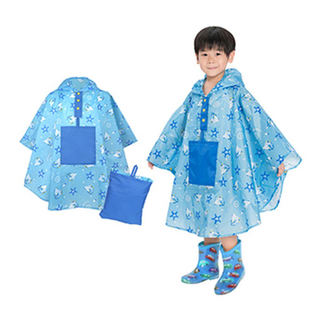 YODA - 救援小英雄波力兒童雨衣-POLI波力