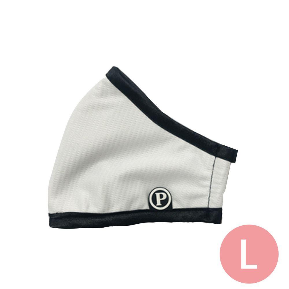 PYX 品業興 - 滅菌防霾可水洗口罩-白色-L(男性)