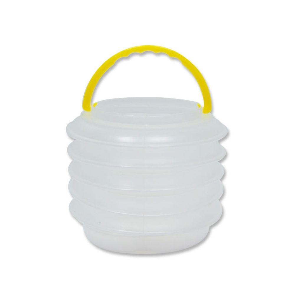 珠友 - 輕便多功能壓縮筆洗桶(小)