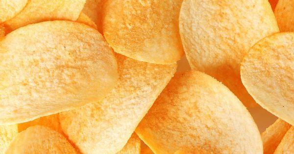 別再說洋芋片都一樣!你吃的是切片還是粉壓洋芋片?