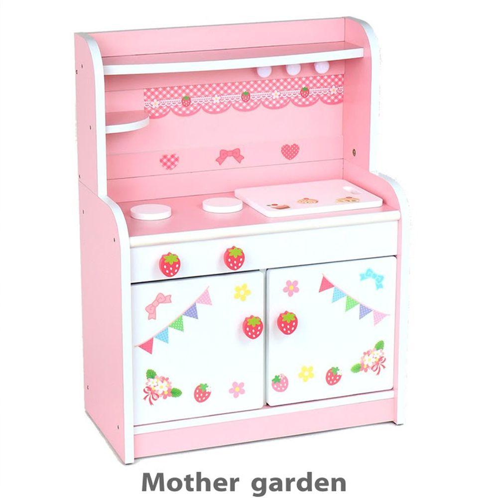 Mother Garden - 日本【Mother Garden】廚具書桌二用組