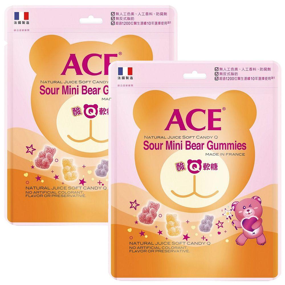 ACE - ACE 酸Q熊軟糖*2-220g/袋