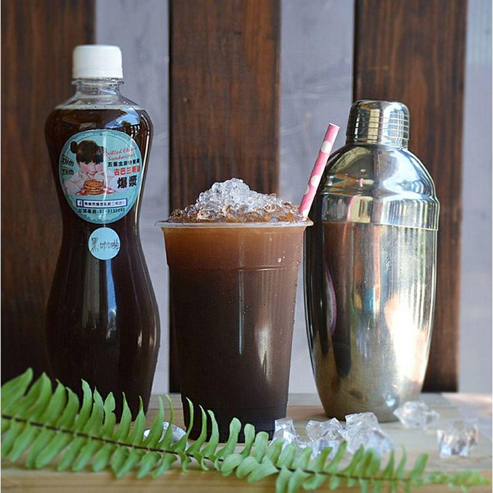 熱樂煎 - 泰式黑咖啡-600ml