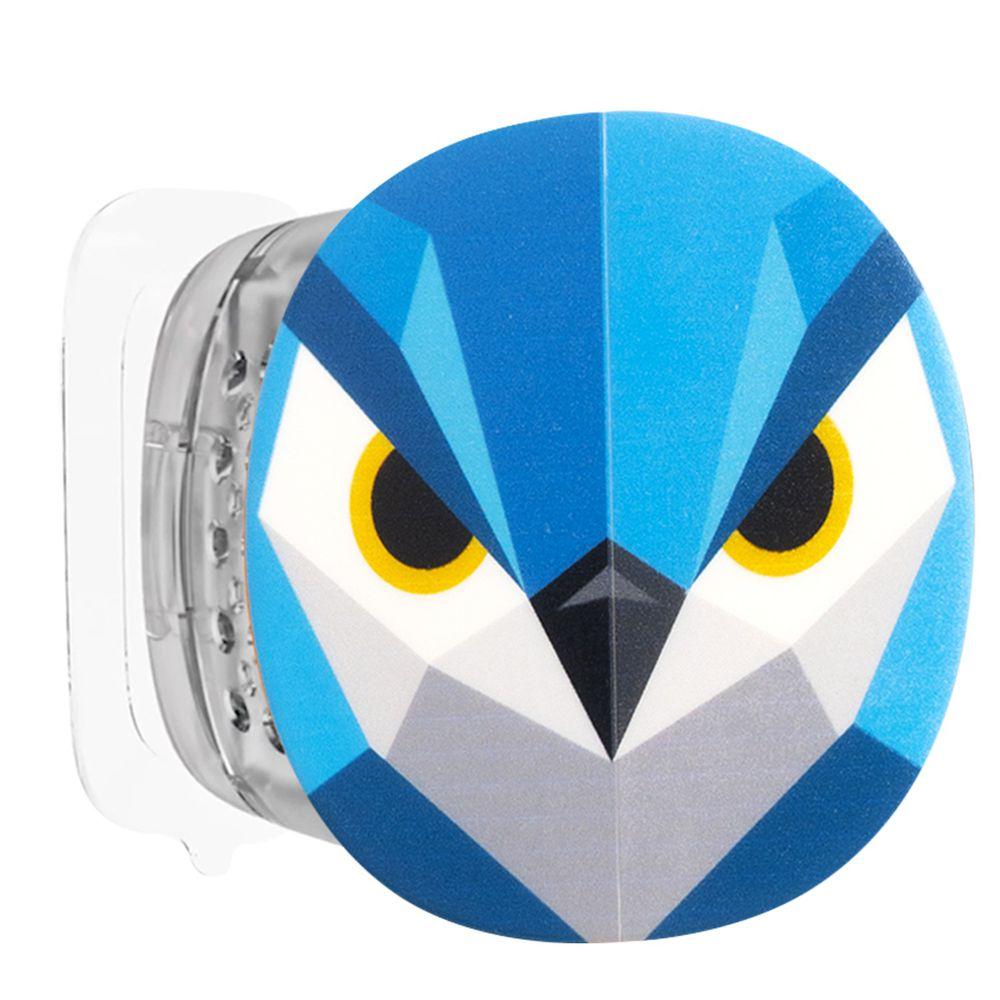 Flipper - 專利輕觸開關牙刷架-PLAY-貓頭鷹