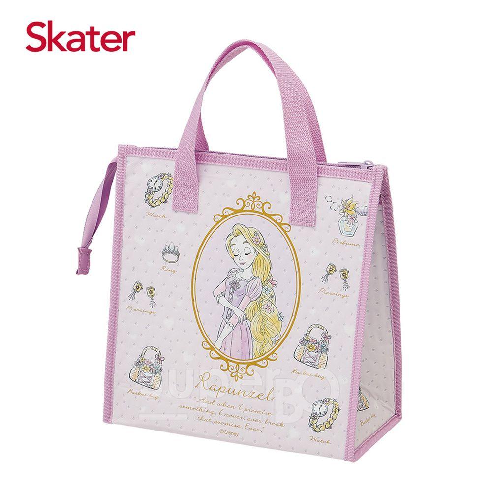 日本 SKATER - 保溫便當袋-長髮公主