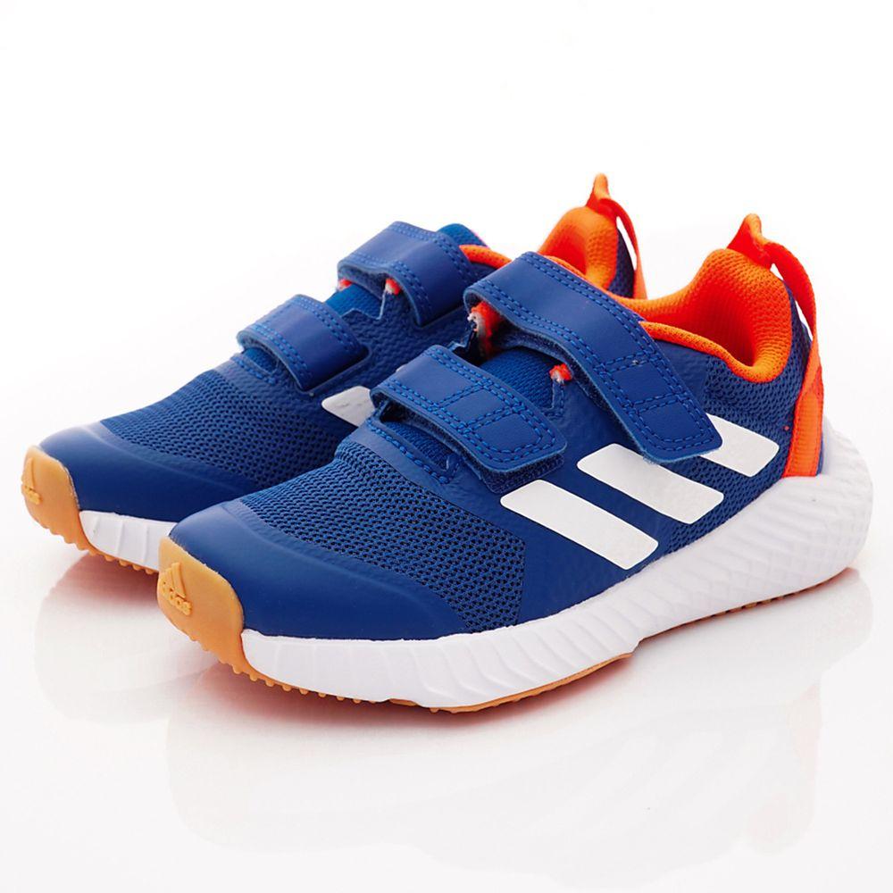 adidas - 雙絆帶止滑運動款(中大童段)-深藍